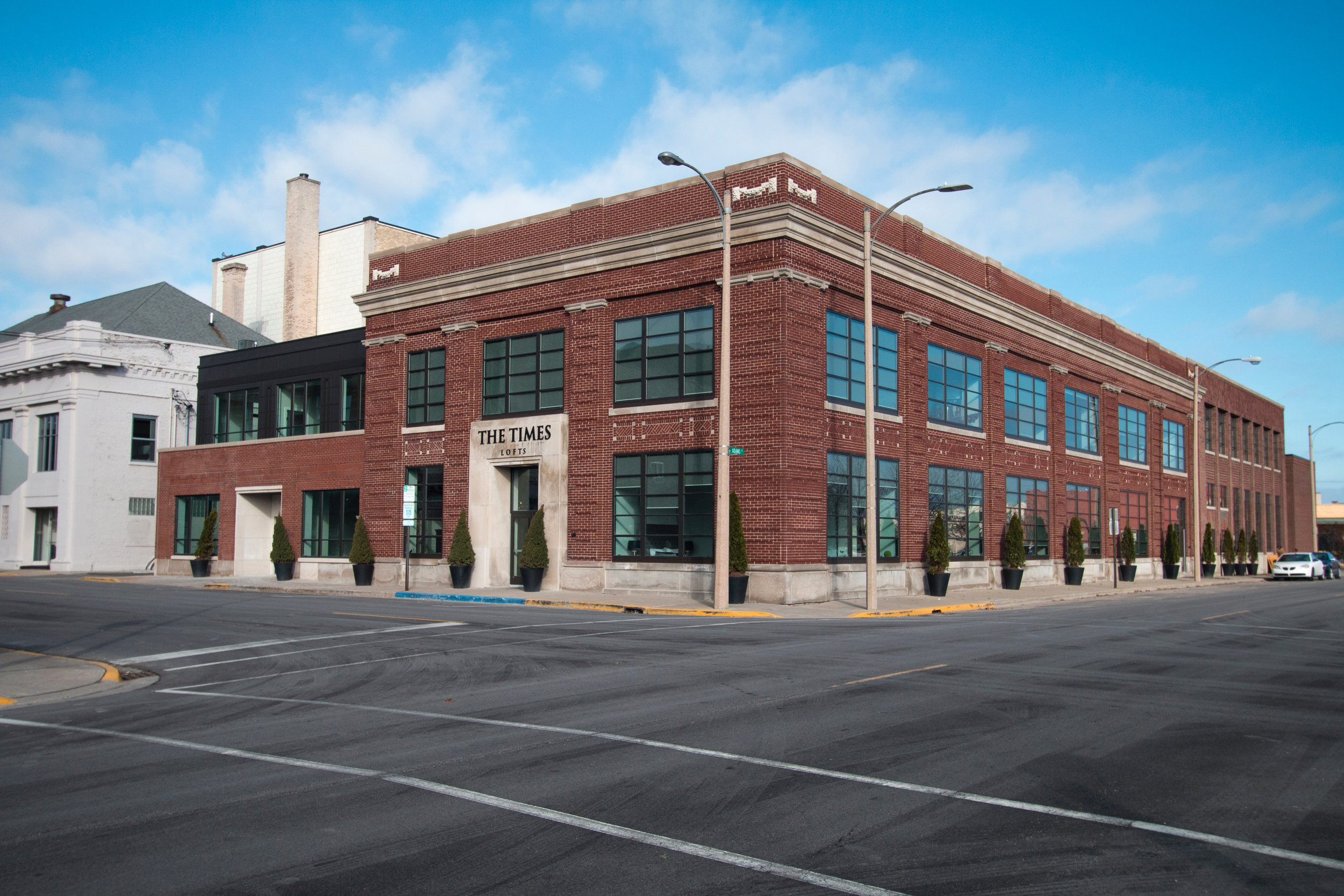 Project: The Times Lofts