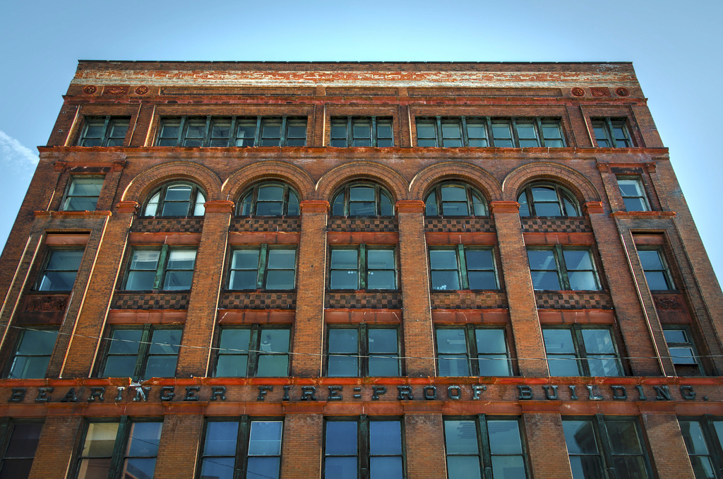 Project: The Bearinger Building