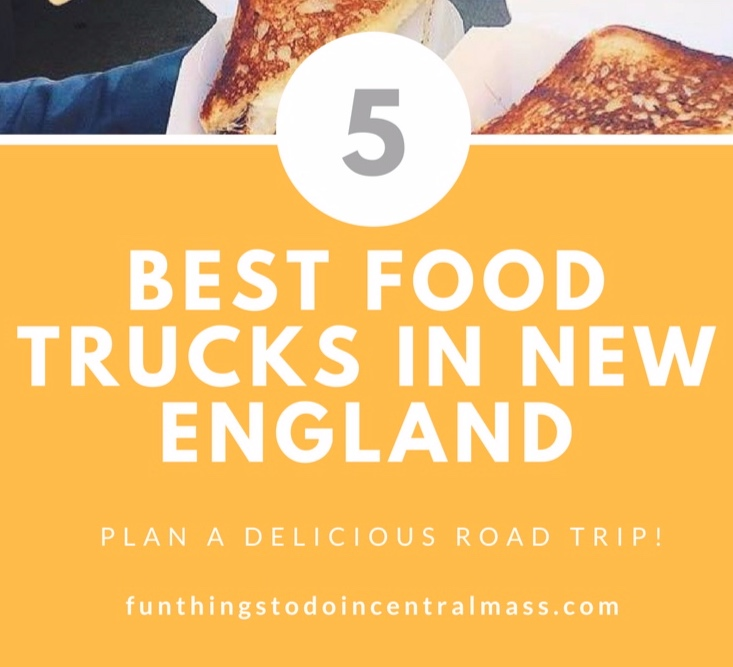 5 BEST FOOD TRUCKS IN NEW ENGLAND - MAY 30, 2018 · BY: CRYSTALJBYRON