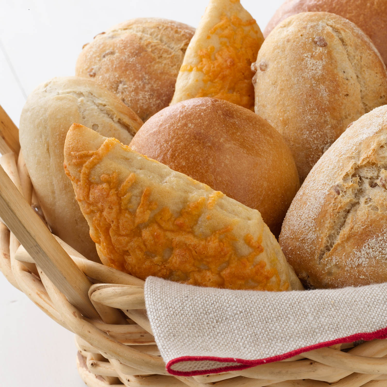 European Inspired Artisan Breads & Rolls