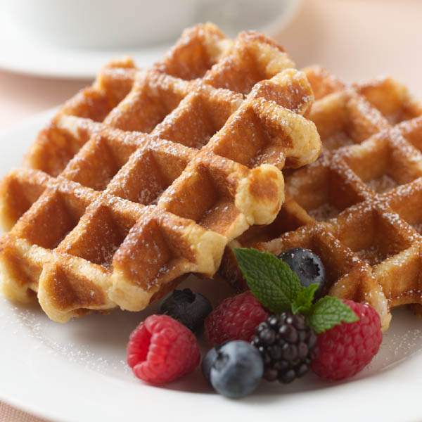 Belgian Pastry Waffles