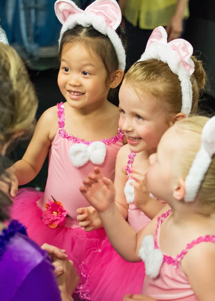 MINI DANCE BALLET - 3 year olds