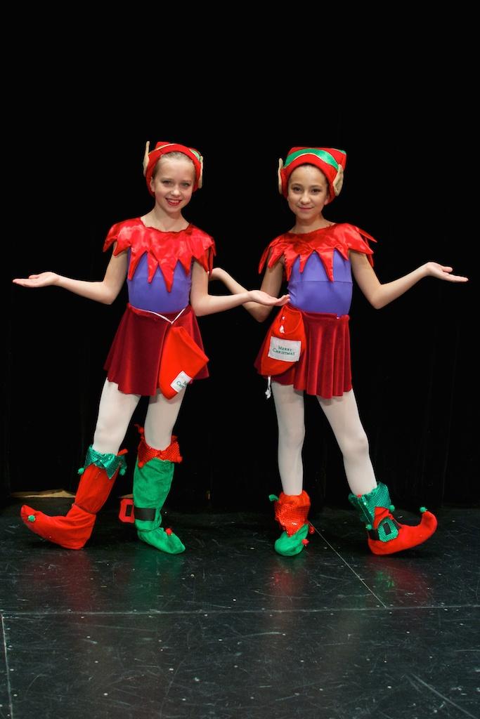 Karin Hobby Dance Academy - Ballet Students December Dances