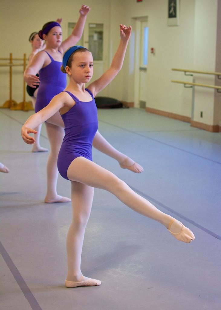 Karin Hobby Dance Academy - Grade 3 RAD Ballet