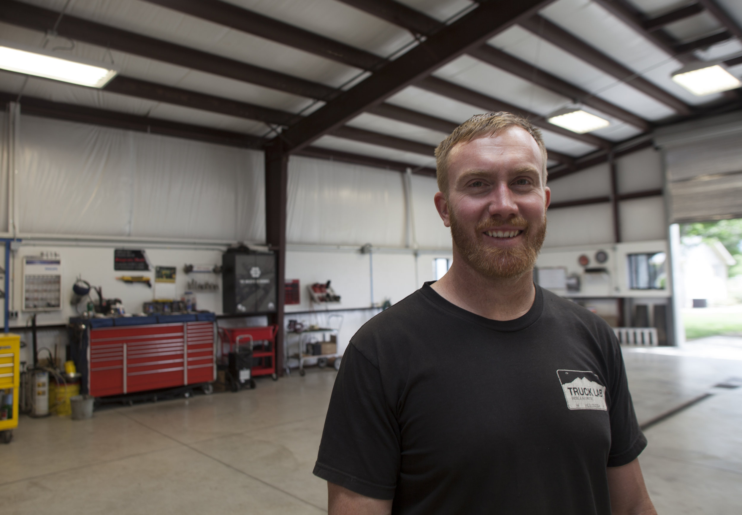 Tristan Barr - Owner/Operator