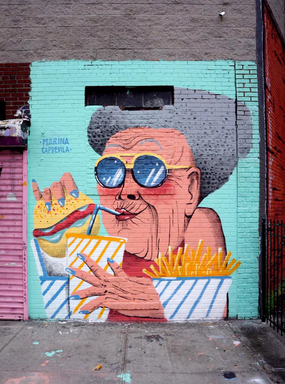 Brooklyn, New York, 2015. Photo by Haloppig