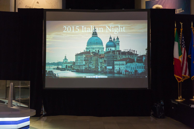 Italian Night @ Fabtech -