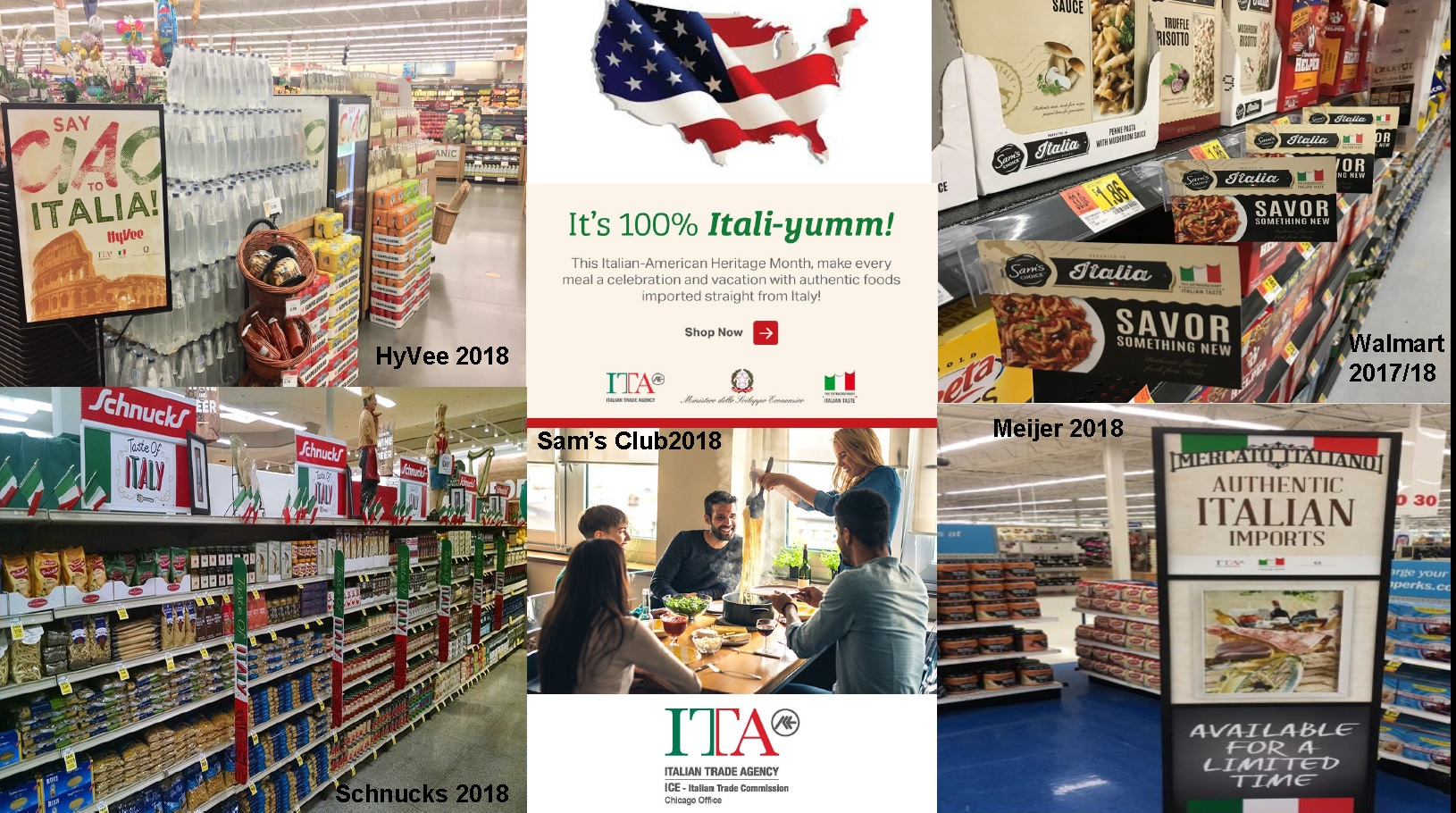 The Extraordinary Italian Taste Promotions 2018 -