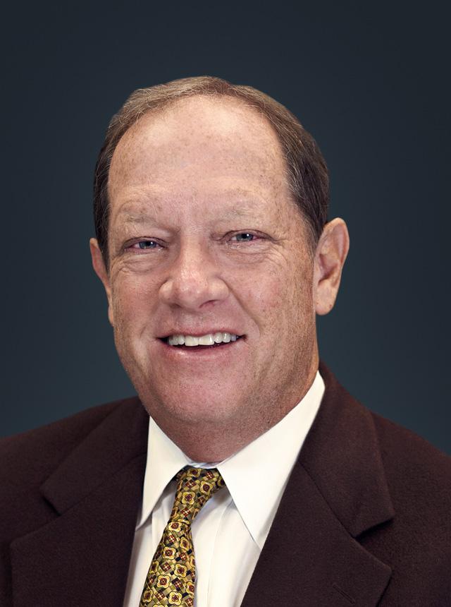 Bradley H. Parker, Co-Founder
