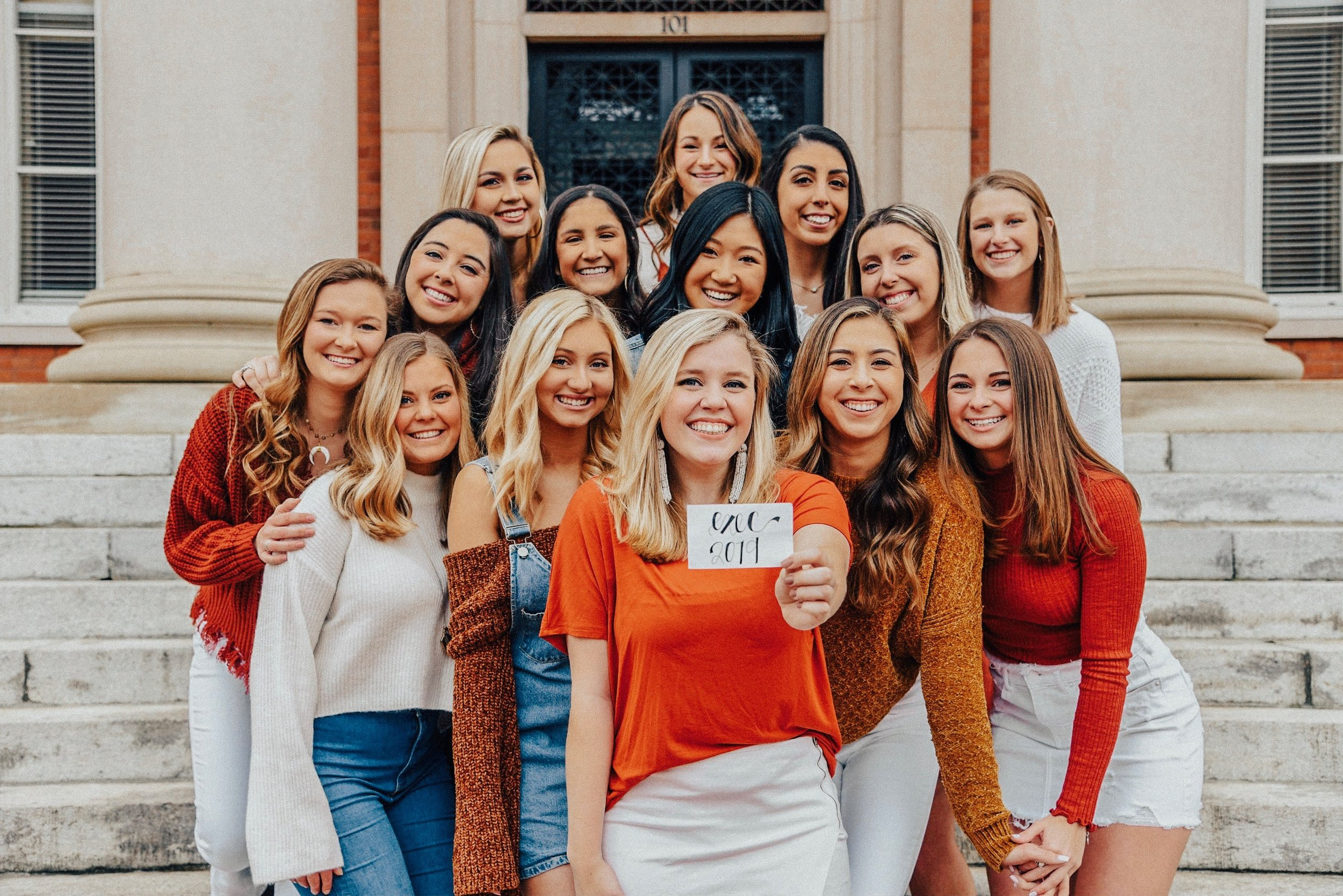 Alpha Chi Omega Executive Council