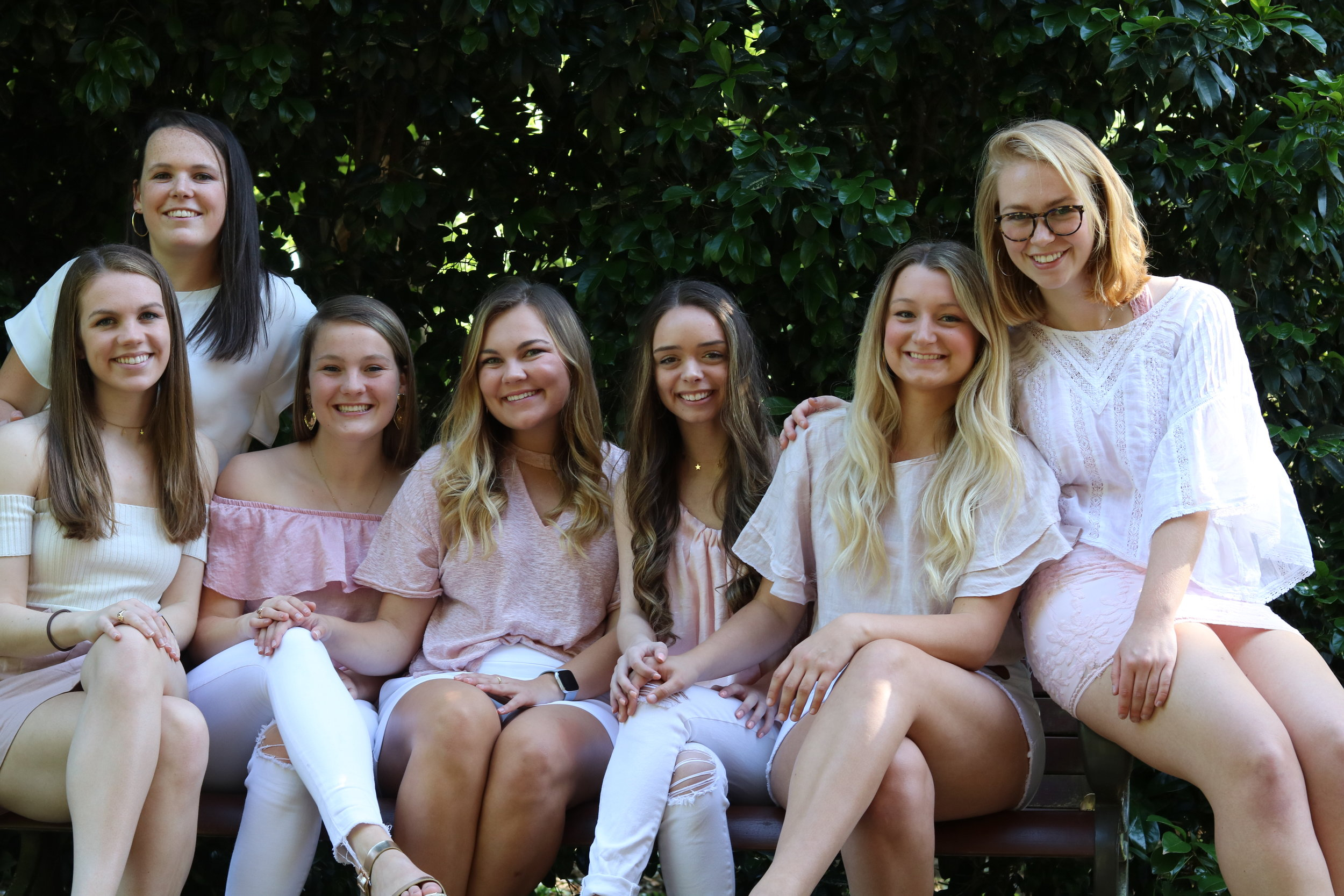 Gamma Phi Beta Executive Council