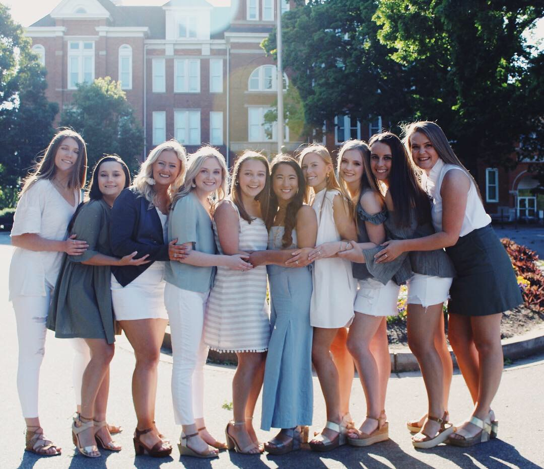 Pi Beta Phi Executive Council
