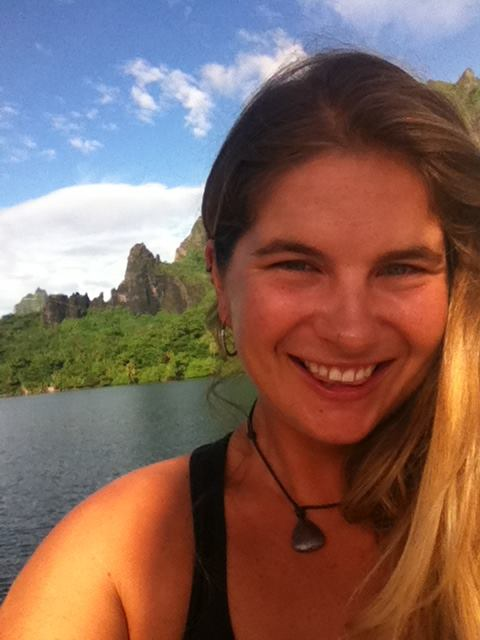 Anna Garner  science advisor/captain