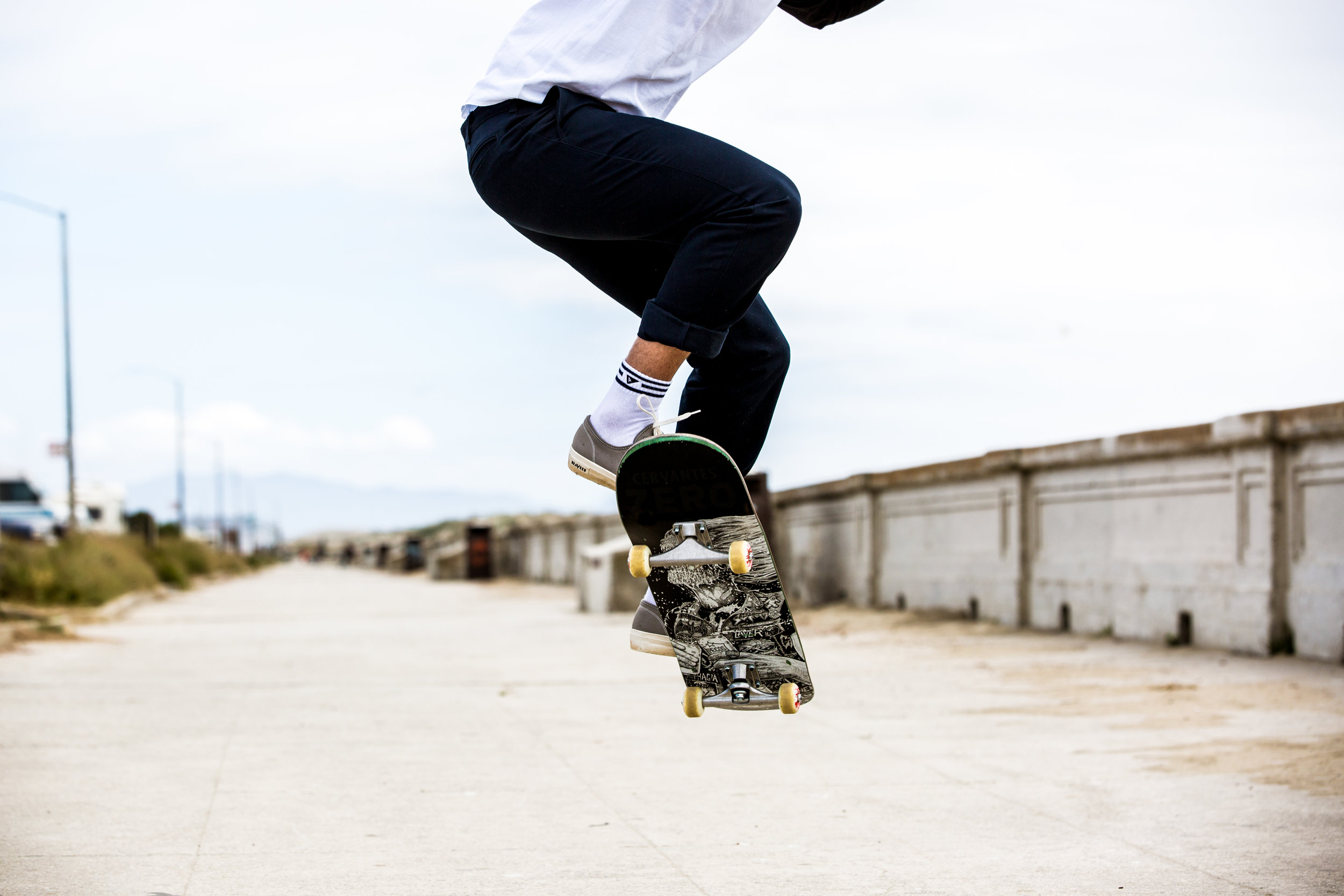 The Crew Sock    by    Arvin Goods