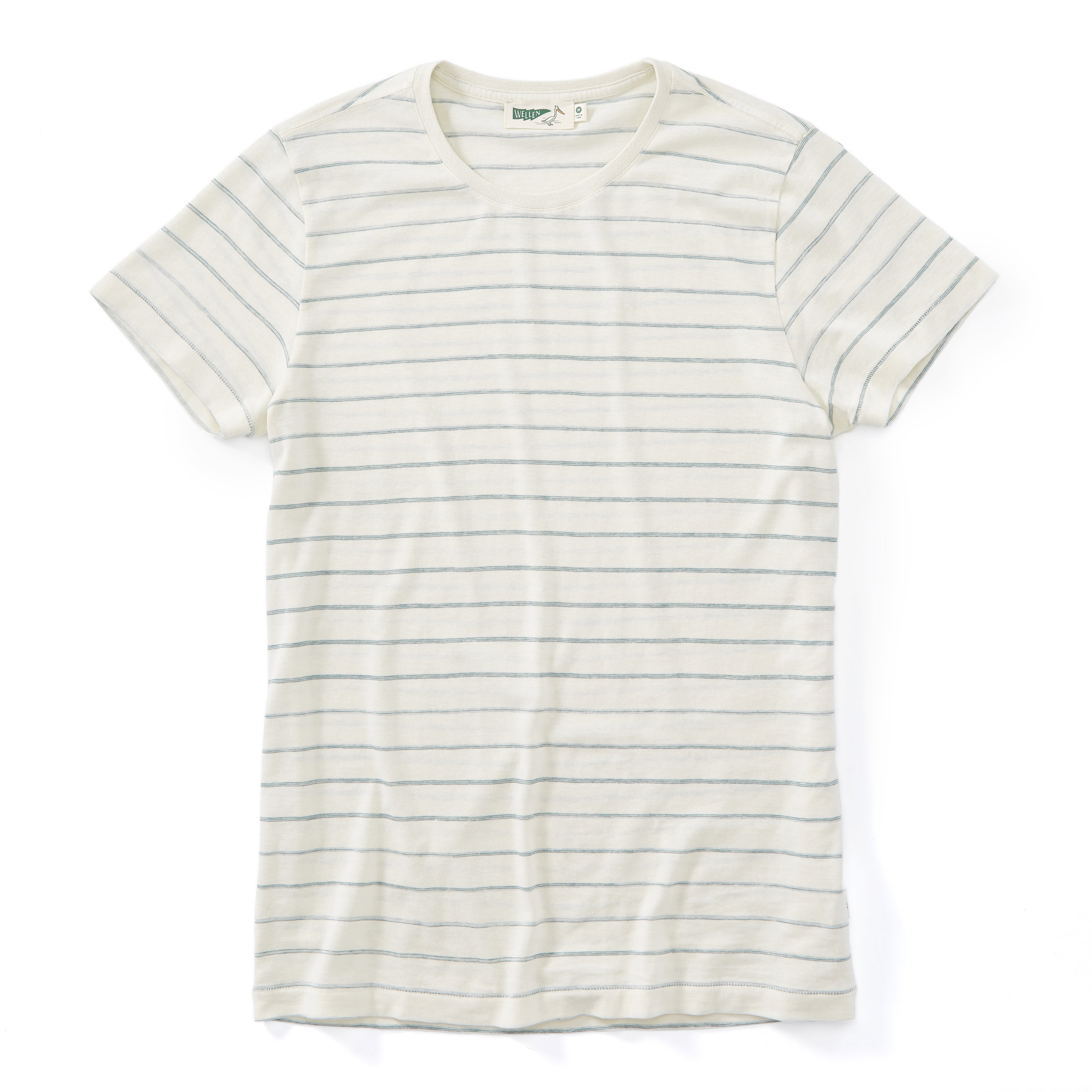 Wellen Striped Hemp Tee - This was pretty much the only tee I wore the whole time I was in Lisbon. It's super lightweight and breathable, plus the hemp held up to the wear and tear of hauling my backpack around.