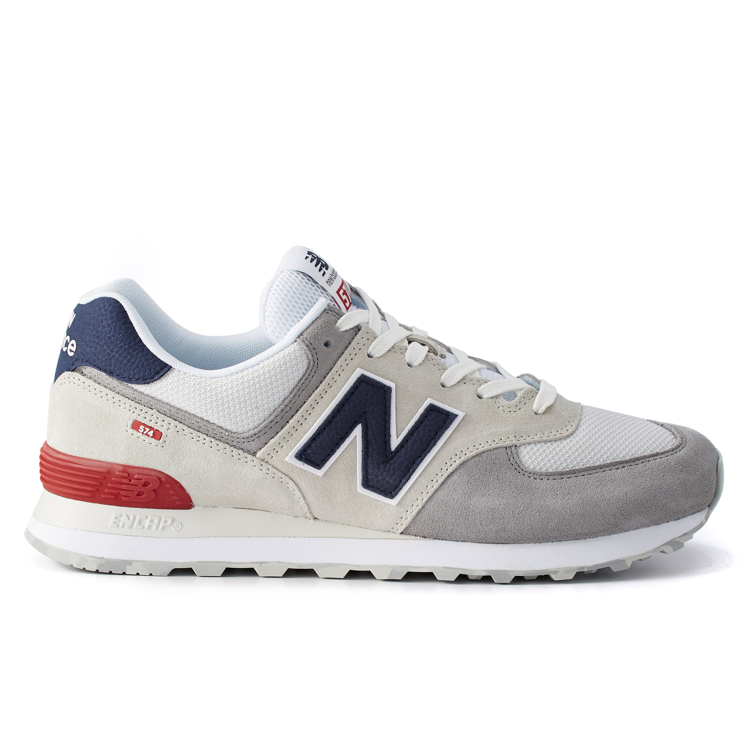 New Balance Marbled 574 - I usually wear my New Balance 996's but picked up a pair of the Marbled 574's right before I left.