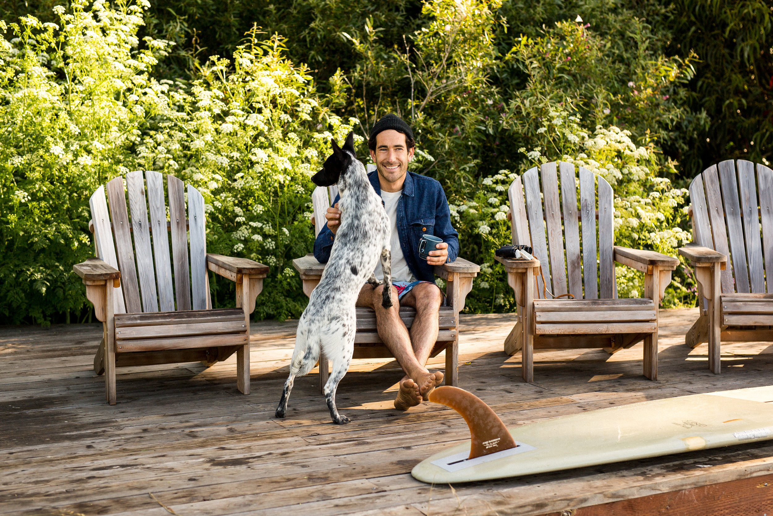 Dwell: At Home with Mikey Armenta -