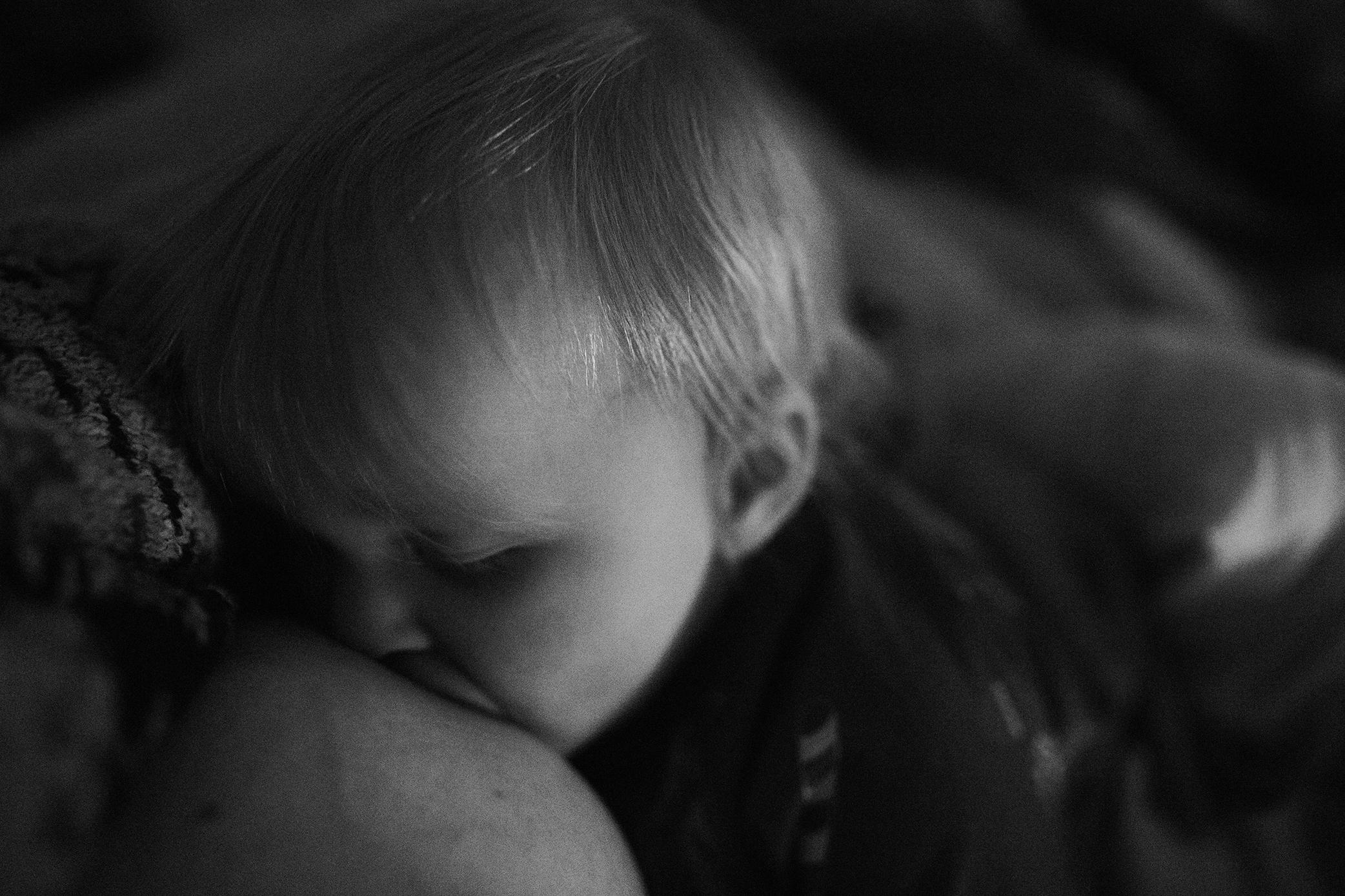 39. 365 - Good night, my sweet baby.