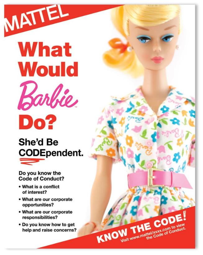 Mattel HR Initiative