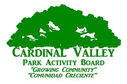 Cardinal Valley Park Activity Board