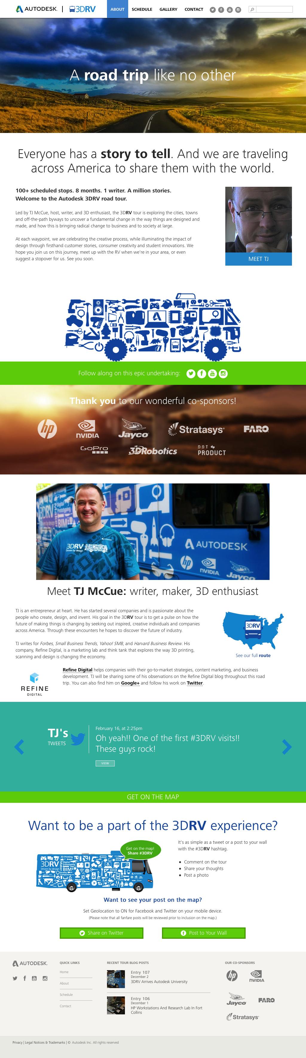 Website Design - About