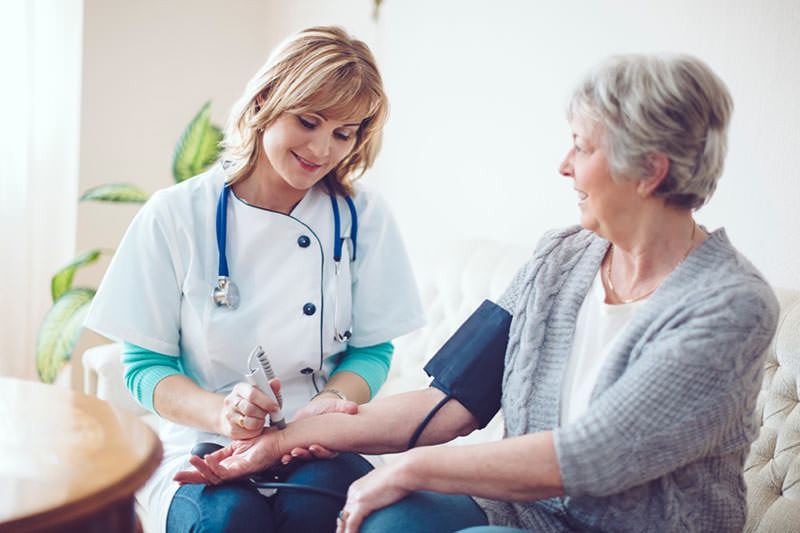 Healthcare In home visits