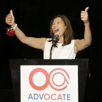 2015 OCA Pioneer Award Honoree California Chief Justice Judge Tani Cantil-Sakauye