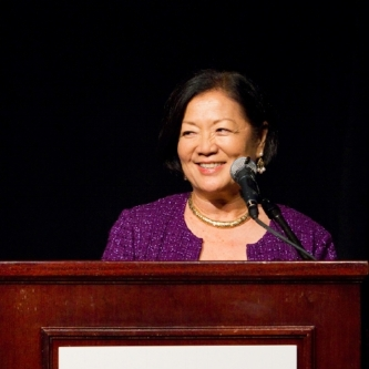 2013 OCA Outstanding Citizen Achievement Award Honoree Senator Mazie Hirono