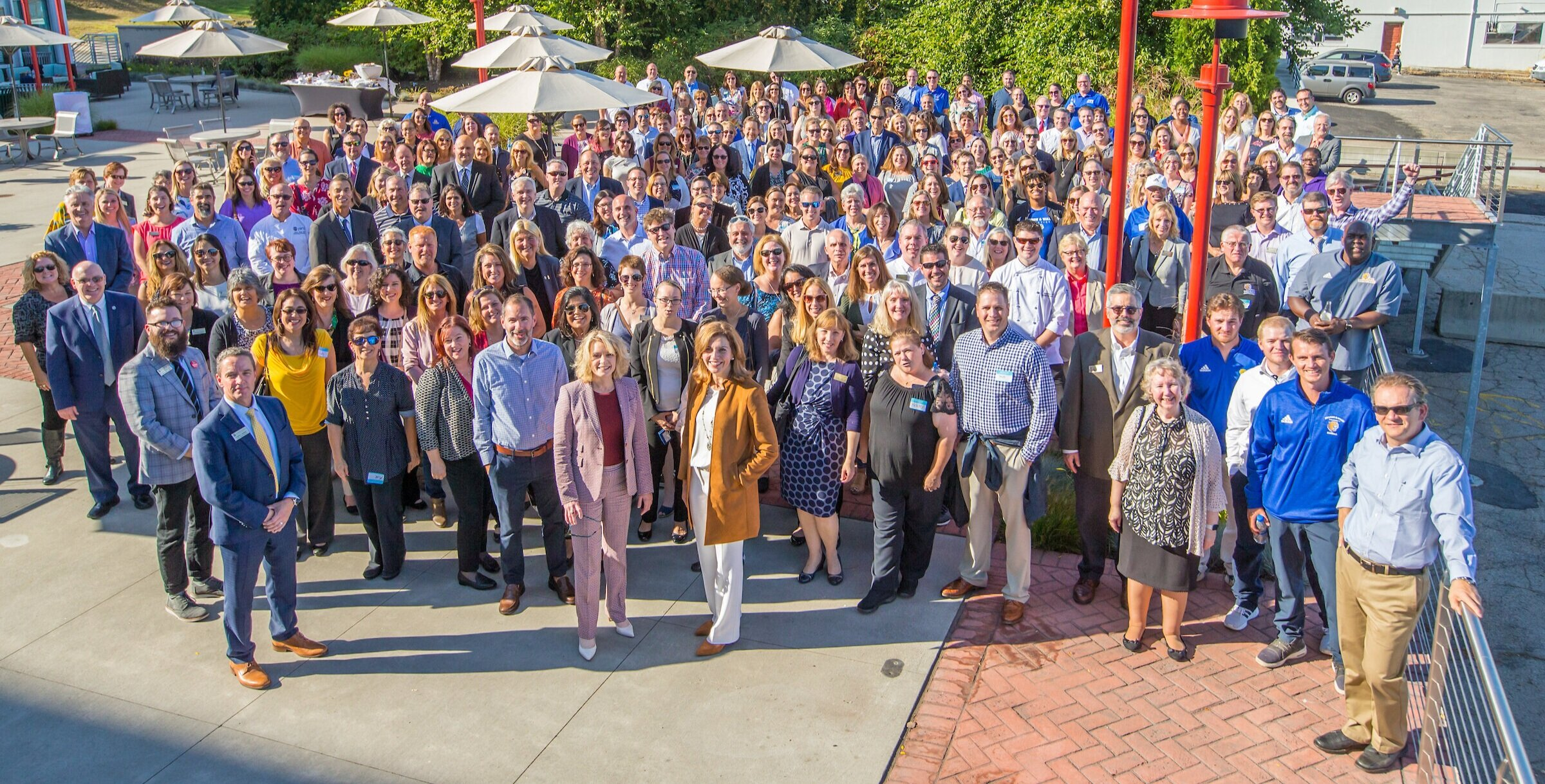 Reception in honor of Providence Campus President Marie Bernardo-Sousa, LP.D., '92 - September 20, 2019