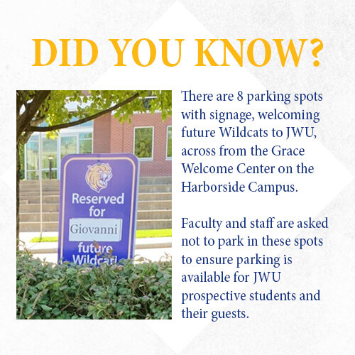 Did You Know - Admissions Parking.jpg