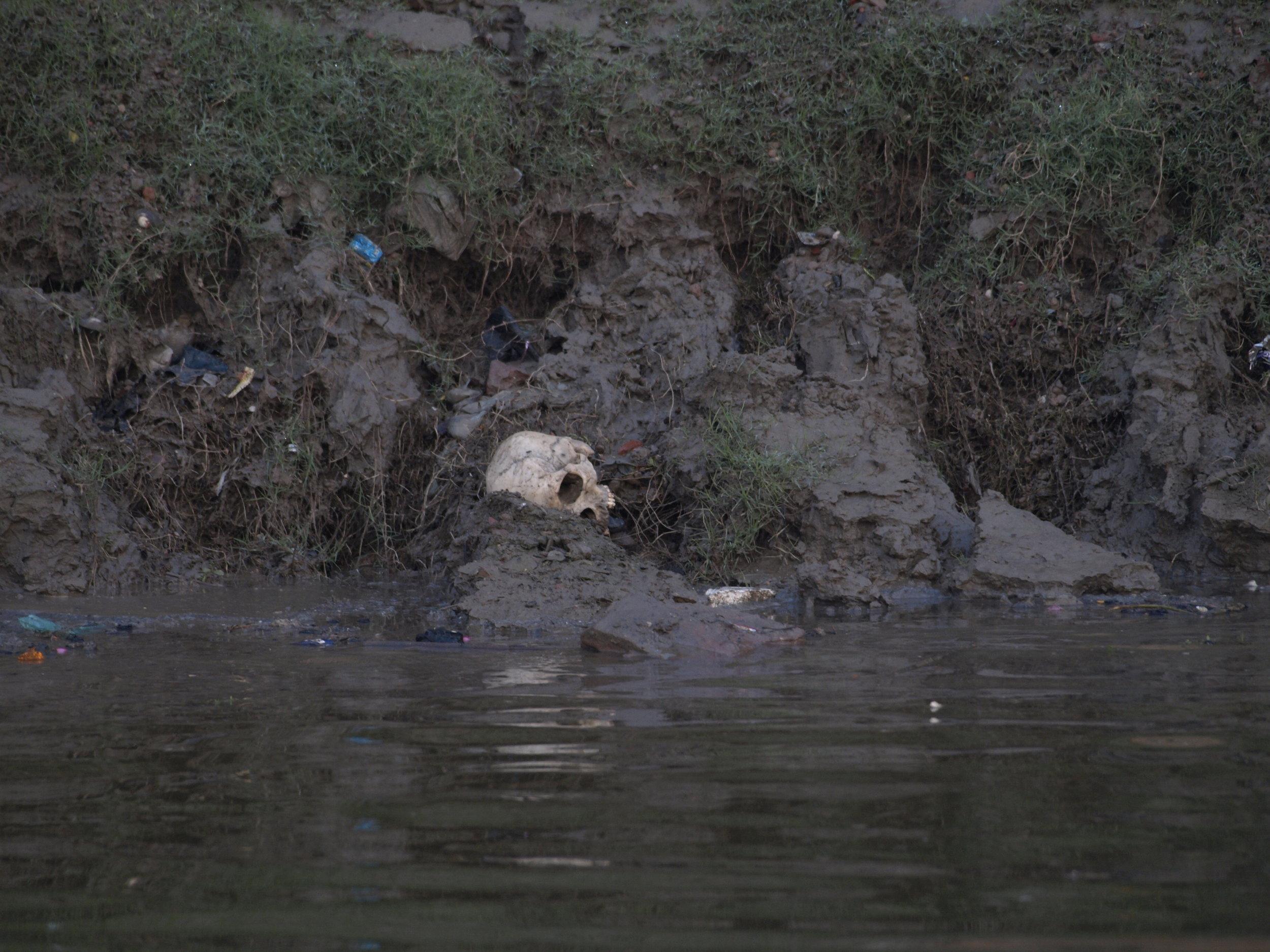 Ganges. Tilhører Bornholms Kunstmuseum