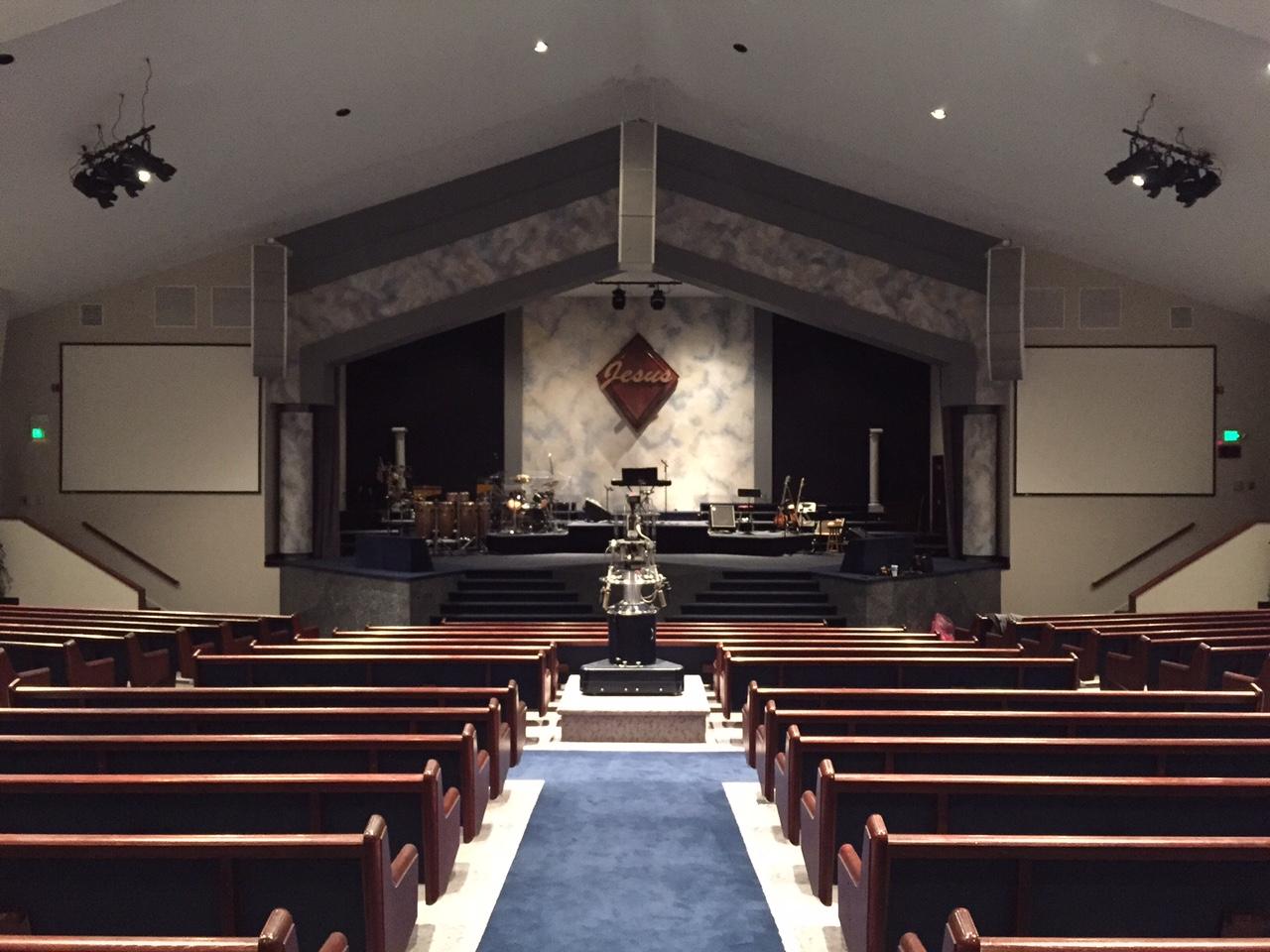 Family Worship Center - Kokomo, IN