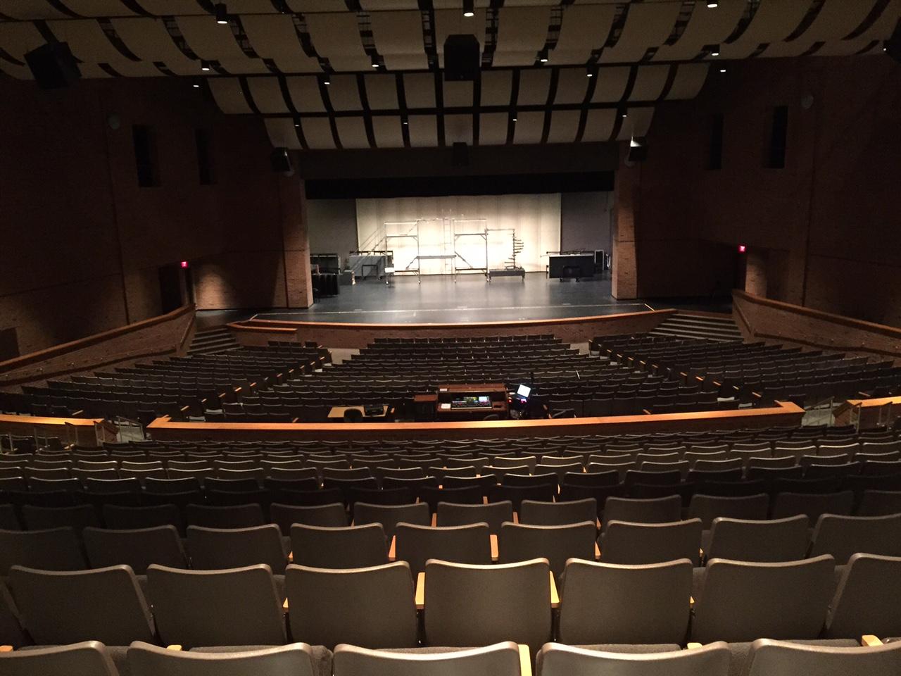 Zionsville Performing Arts Center -Zionsville, IN