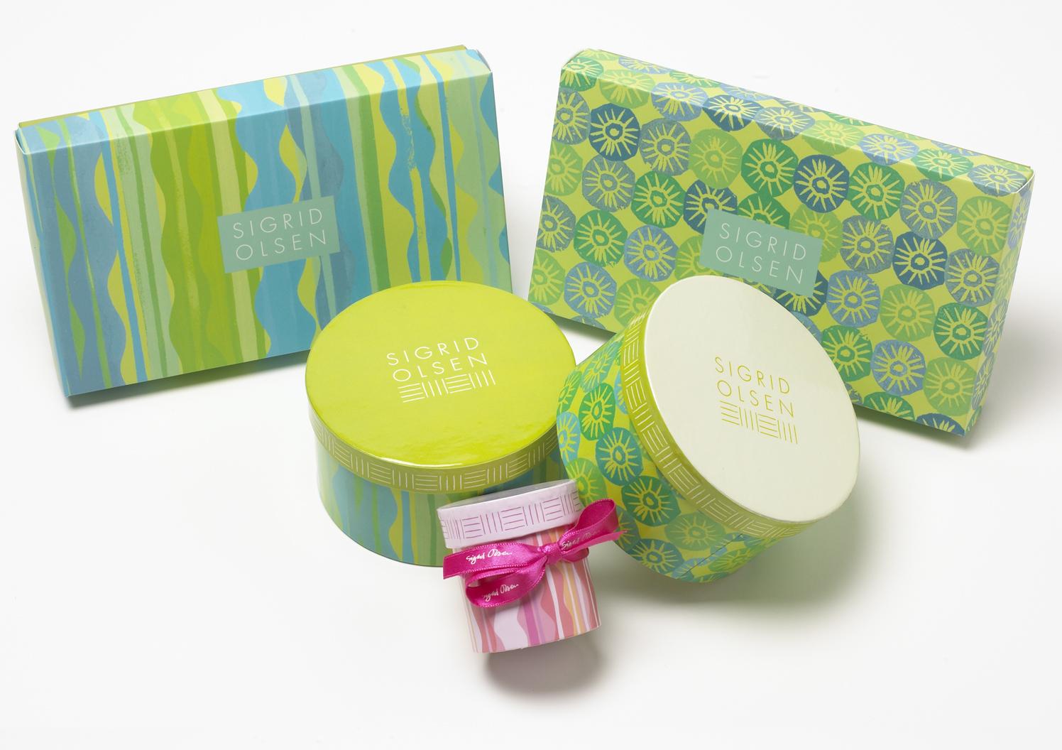 Sigrid Olsen Packaging Program