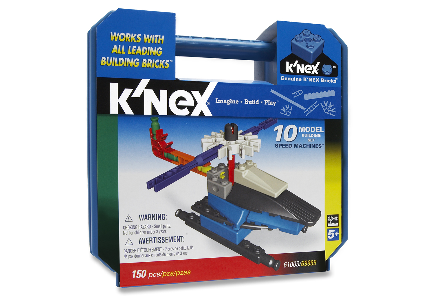 K'NEX 10 Model Case