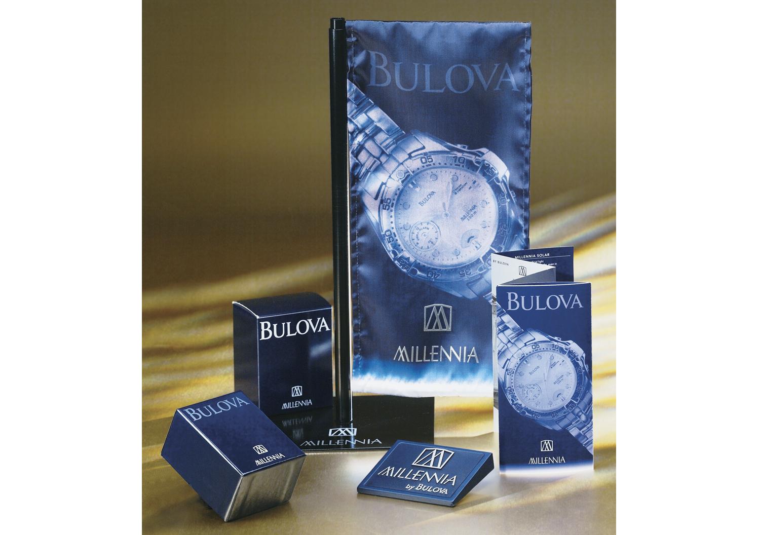Bulova Millennia Package/Display Program