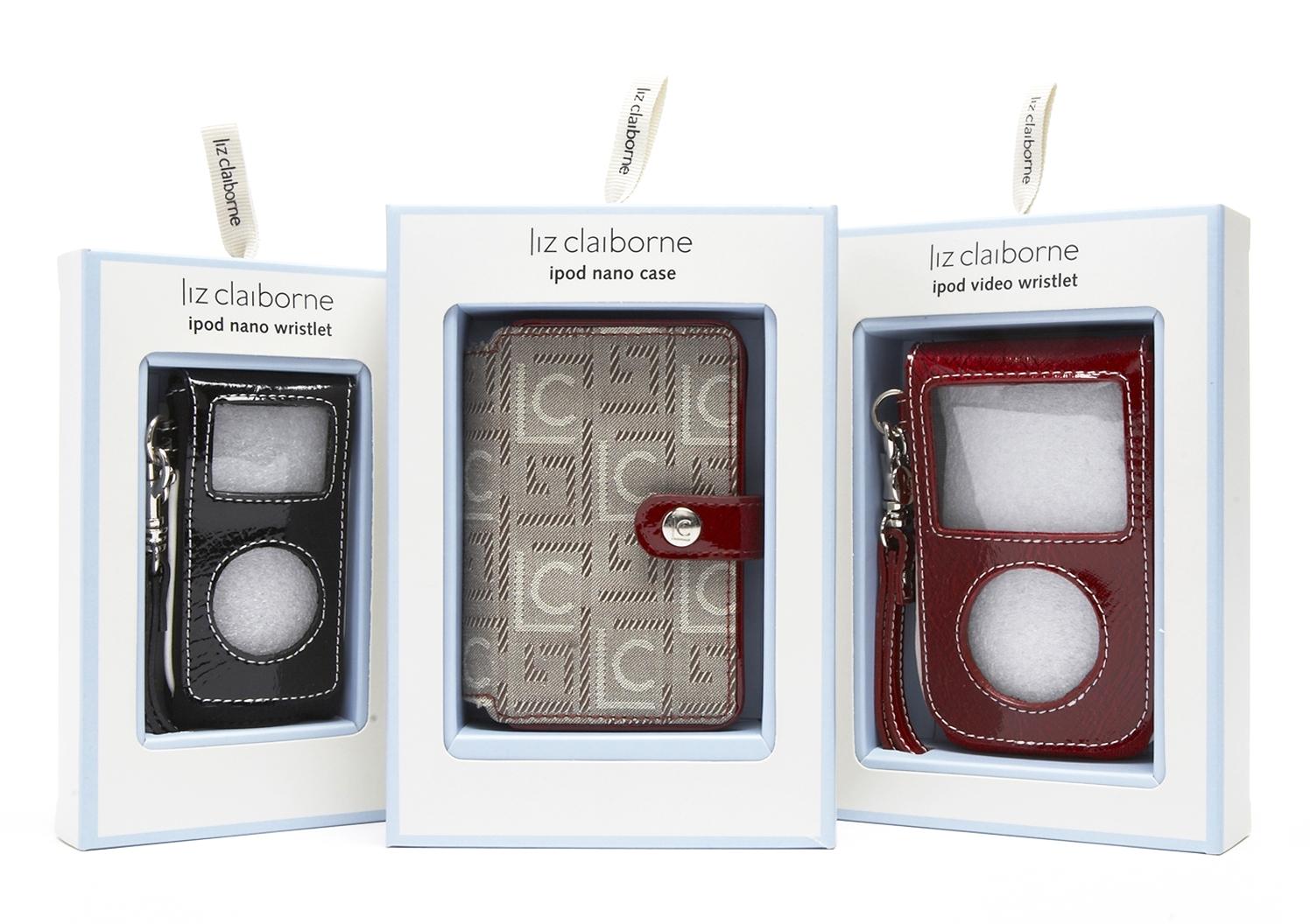 Liz Claiborne/Best Buy Packaging
