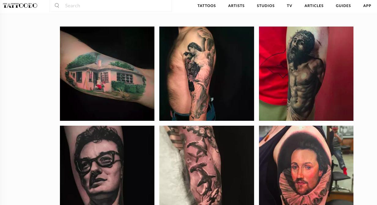 Erick Holguin- Tattoodoo