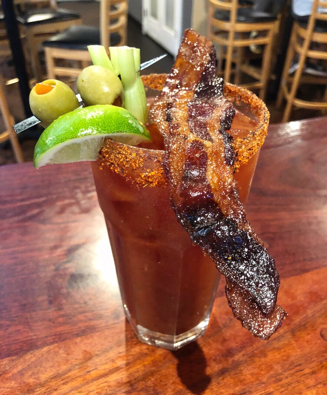 Monster Bacon Mary