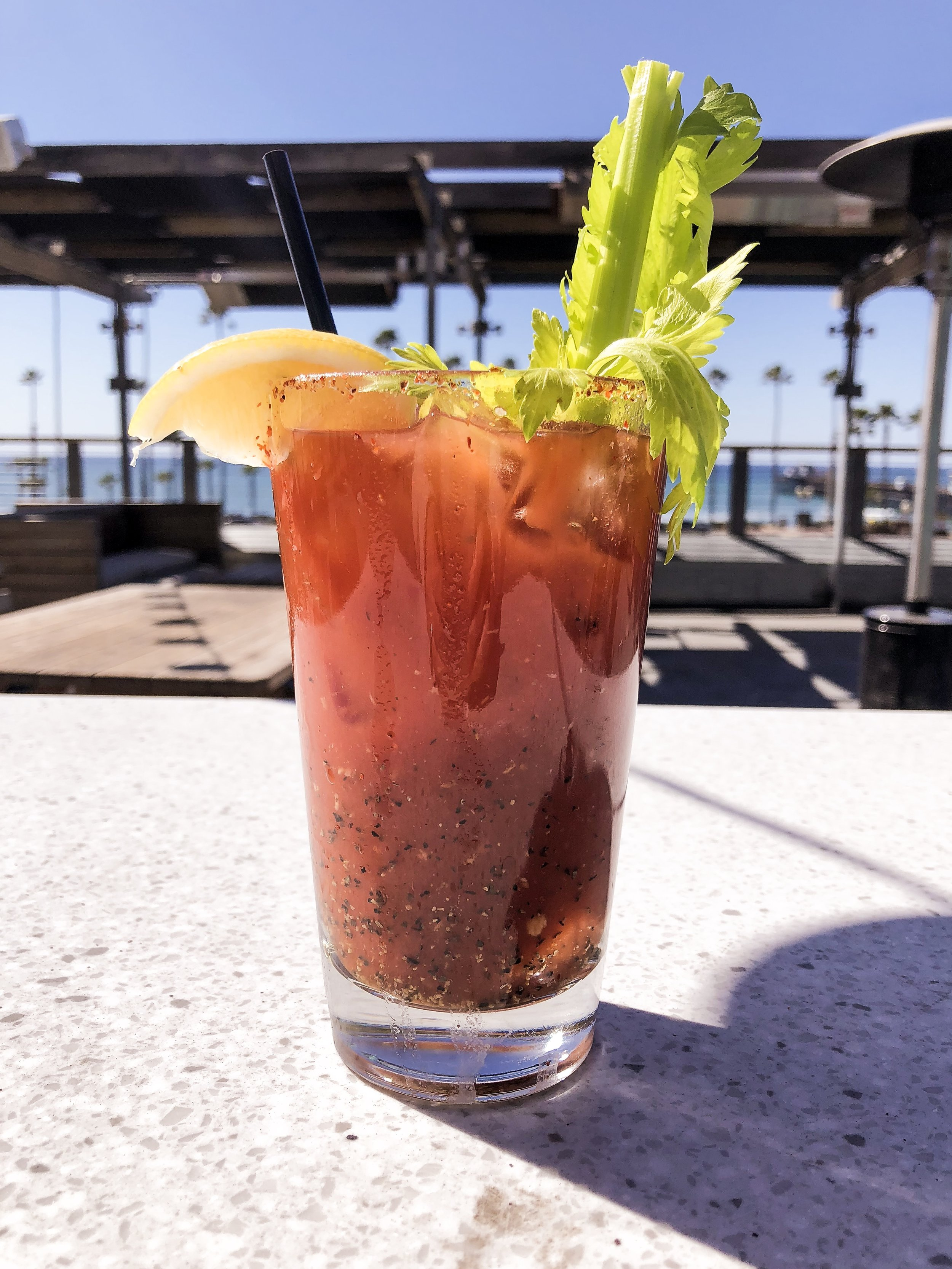 bloodymaryobsessed Bloody Mary obsessed best bloody marys in san diego oceanside dining out brunch