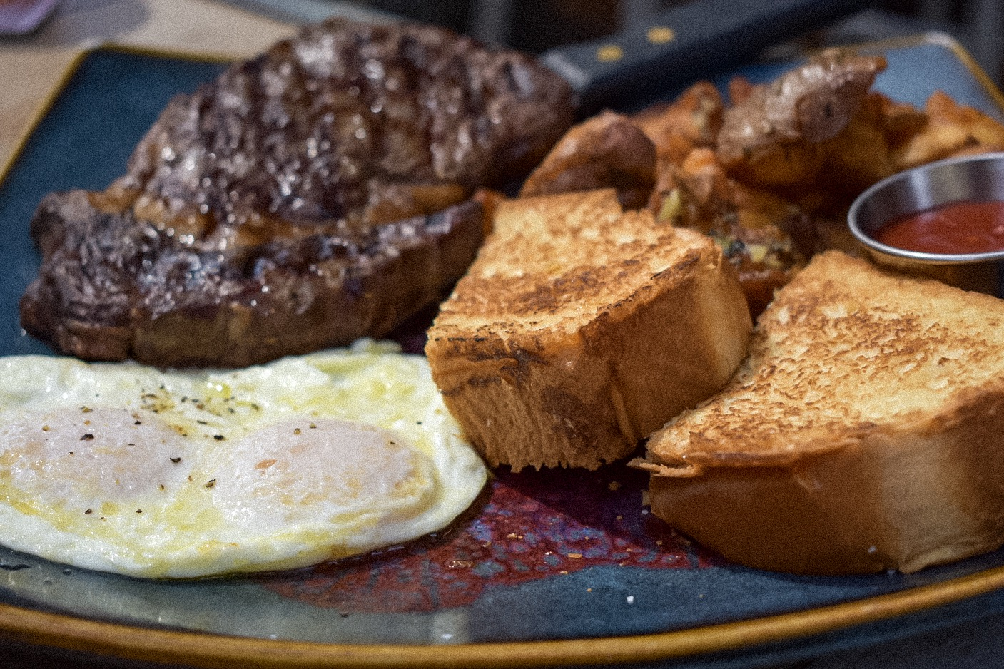 steak and eggs brunchfaced north count brunch biergarden encinitas bloody mary obsessed.jpg
