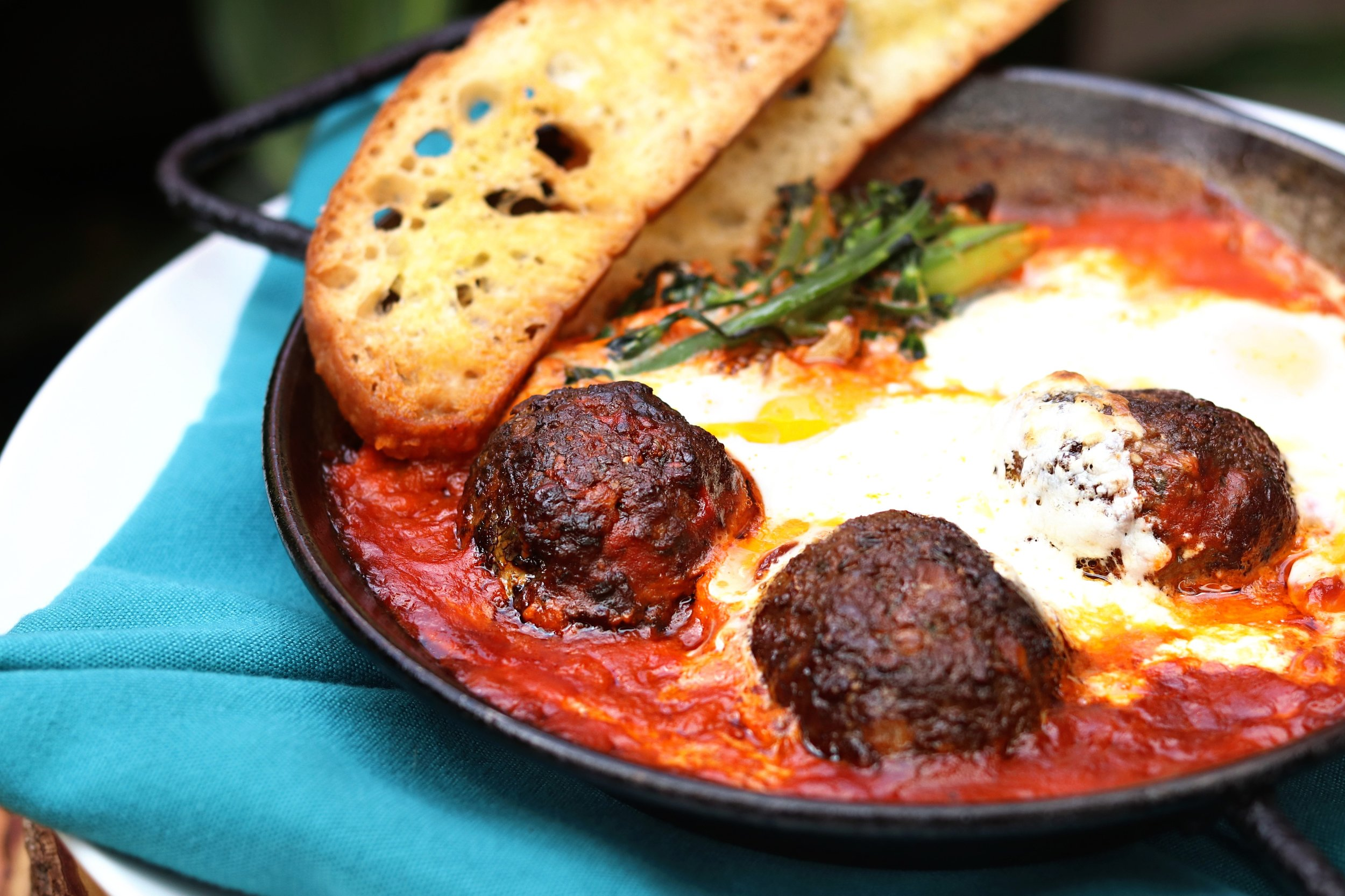 insideout lamb meatballs baked eggs brunch san diego hillcrest memorial day weekend brunchfaced bloody mary obsessed.jpg