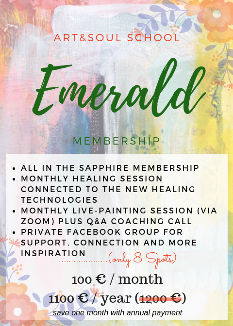 Emerald Membership Preise Verena Fay