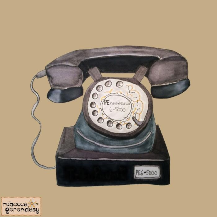 Vintage-Telephone_Rebecca-Gerendasy