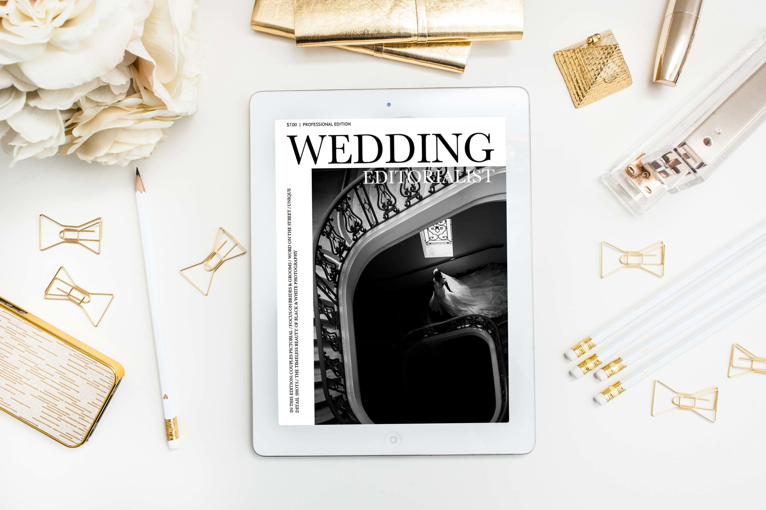 PROFESSIONAL ISSUE:  This issue of The Wedding Editorialist features Phillip Van Nostrand, a destination wedding photographer based in New York City. In his pro piece he shares his approach to photograhing brides, grooms, details, and locations throughout the world.  CLICK HERE TO READ.