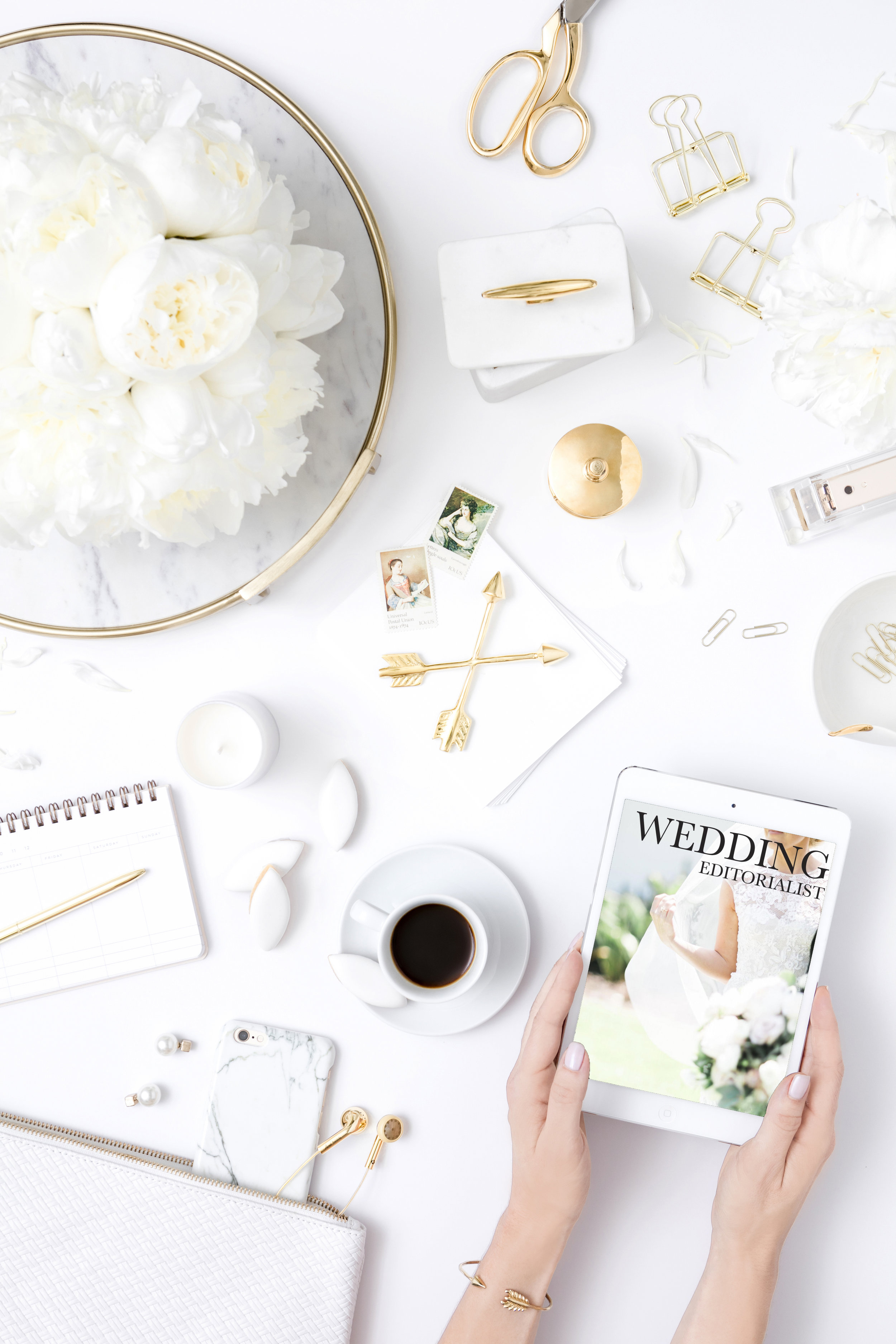 PERSONAL ISSUE:  The Wedding Editorialist is proud to have published Ashley & Will's stunning wedding at The Bacara Santa Barbara. This beautiful couple wanted to share their love of Santa Barbara and the California Coastline. The bride, a wedding designer herself, and her groom worked with an all star cast of wedding planners, florists, and caterers to provide their guests with a beautiful weekend away. Originally, their issue was created as a welcome gift to incoming guests. The magazine was so beloved and such a hit that the couple added their wedding photos to it, allowing them to tell their love story from beginning to end. To read more,  CLICK HERE.