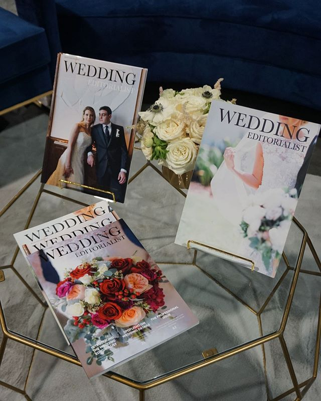 You belong on the cover of a magazine. Like one of these!  The Wedding Editorialist is thick, gorgeous, and filled with the greatest love story of all time....yours.  We really believe that every love story deserves to be told. Which is why we exist. Your wedding needs to be shared. Let's do it together.