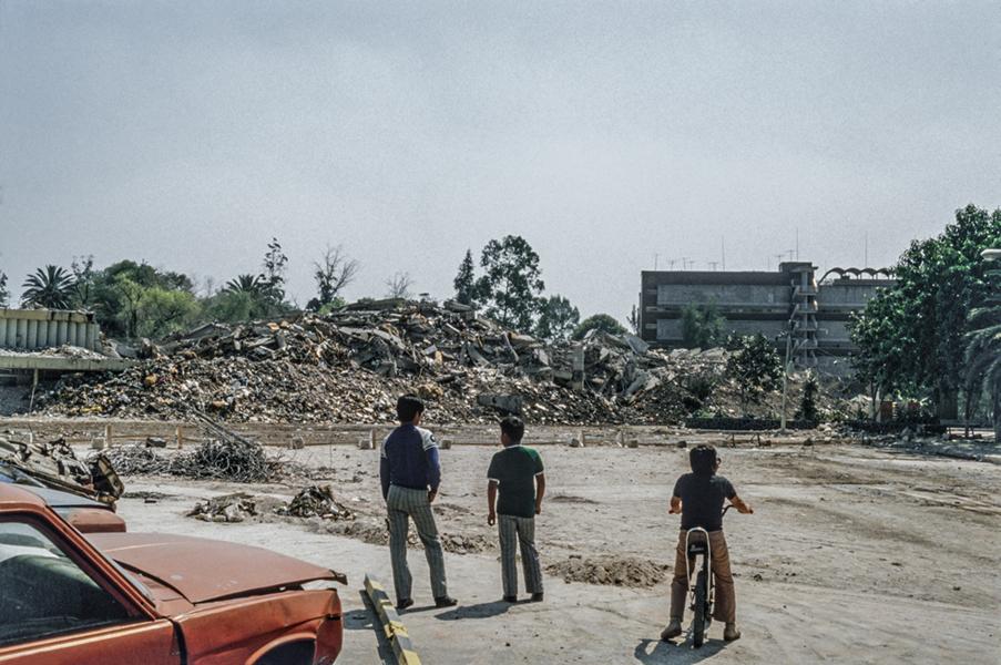 Mexico City, September 1985