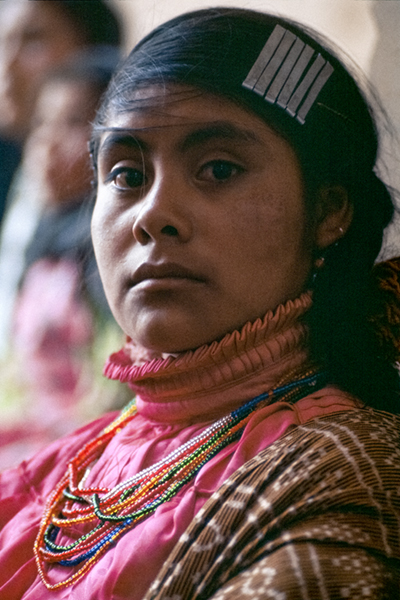 Mazahua woman