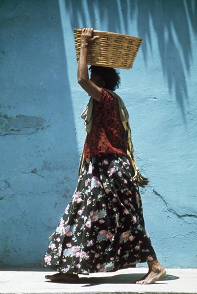 Tehuana woman